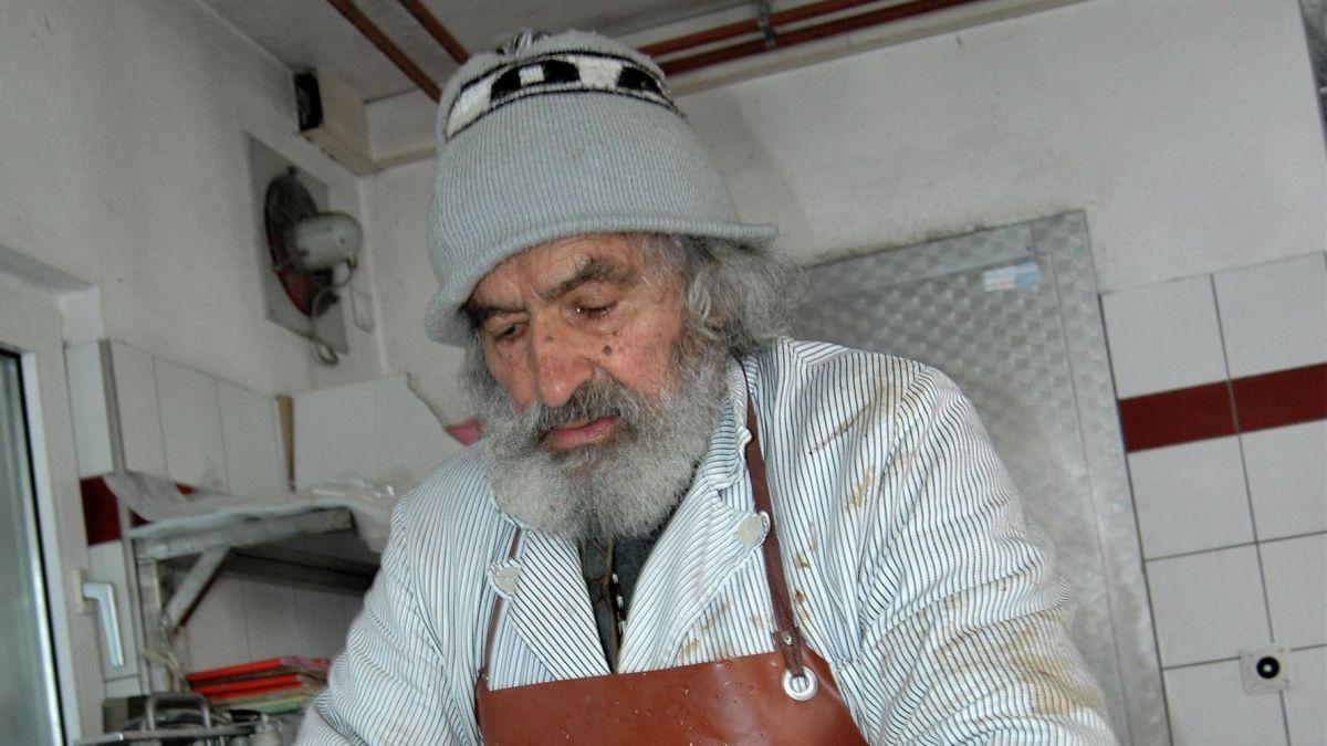 Der Bauer und Metzger Renato Giovanoli aus Pila ist am 16. März gestorben. Foto: Urs Oskar Keller