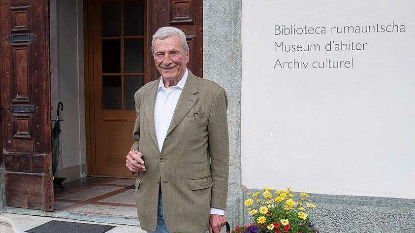 Claudio Caratsch. Foto: z. Vfg