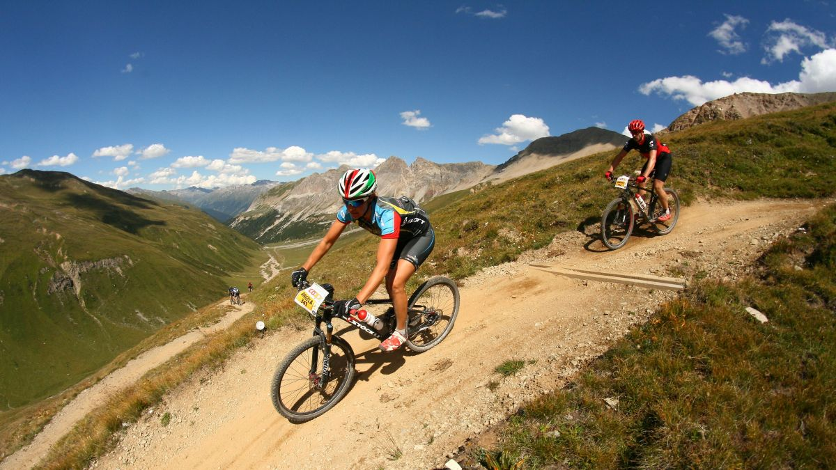 Der Streckenverlauf  des Nationalpark Bike-Marathon 2020 wird abgeändert