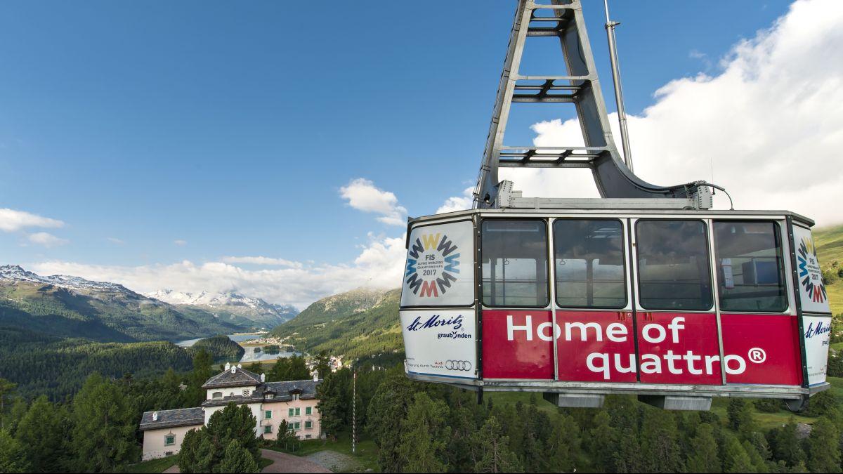 Foto: Engadin St. Moritz Mountains AG