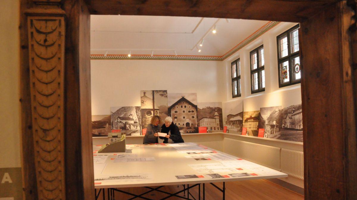 Auch während der Maiferien möglich: Ein Besuch im Museum Engiadinais