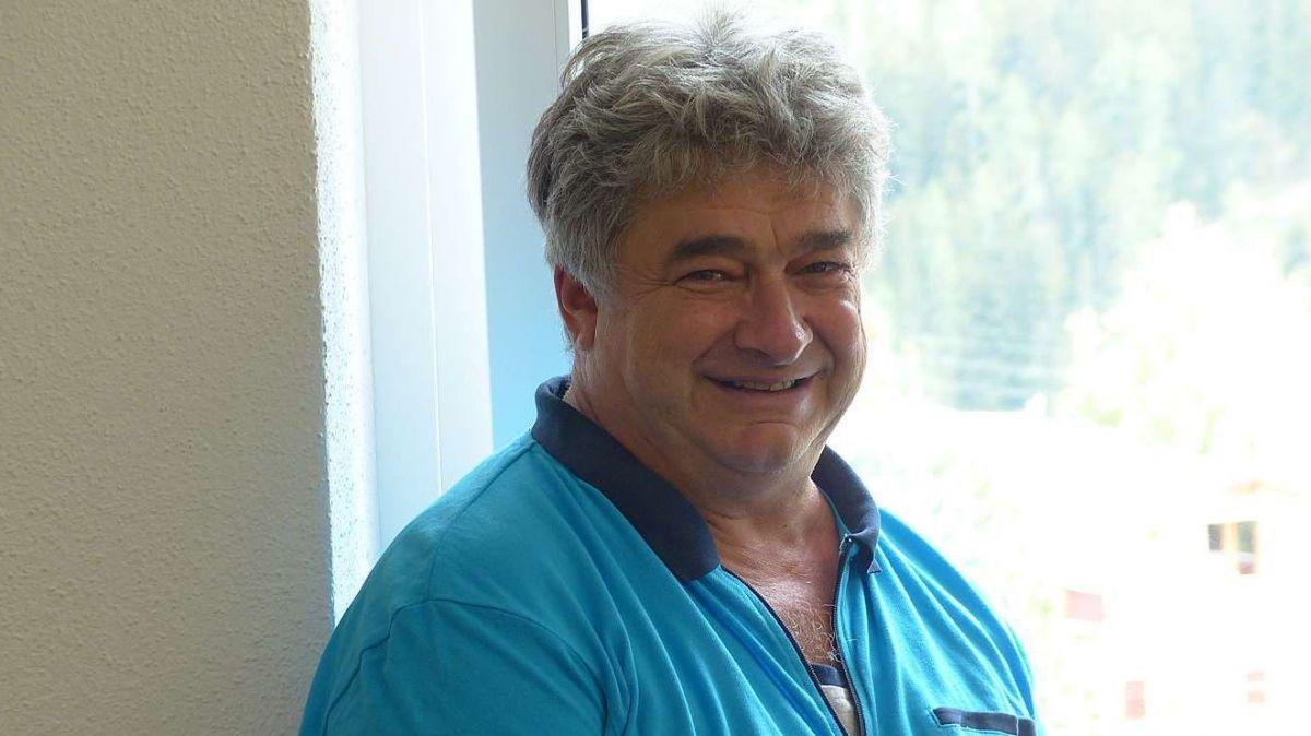 Rico Kienz es il manader da gestiun da la Regiun Engiadina Bassa Val Müstair (fotografia: Flurin Andry).