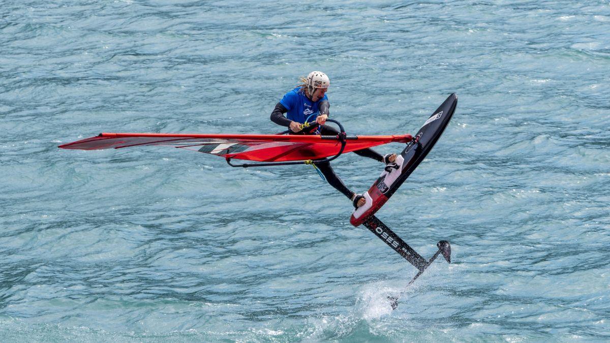 Der Engadinwind ist einer von zahlreichen Anlässen, der stattfindet. Foto: Daniel Zaugg