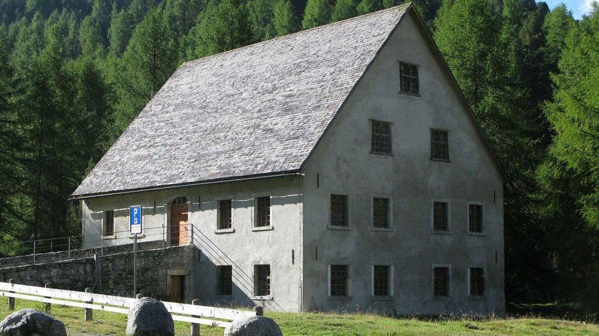 Il museum da la Schmelzra es stat bain visità l'on passà (fotografia: Benedict Stecher).