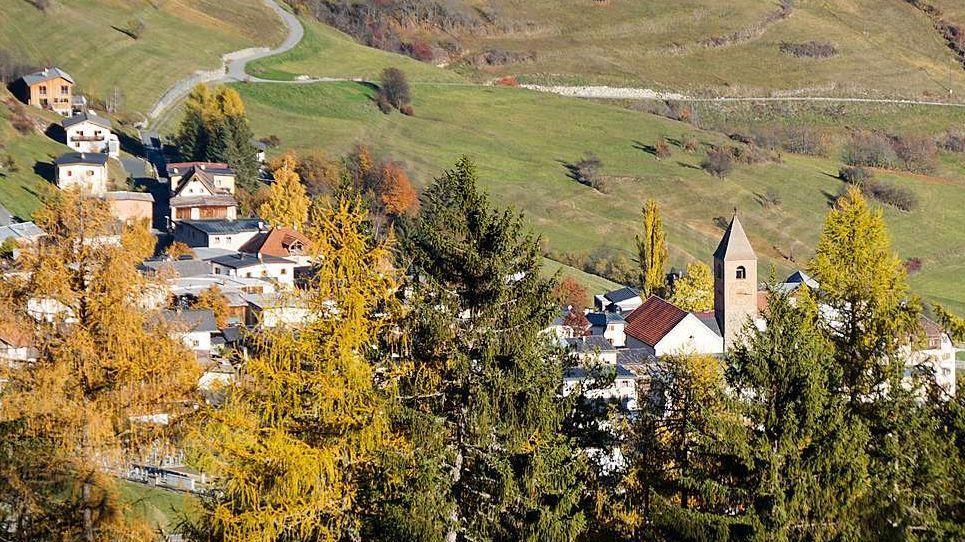 Ramosch, Cumün da Valsot. fotografia d'archiv: Jon Duschletta