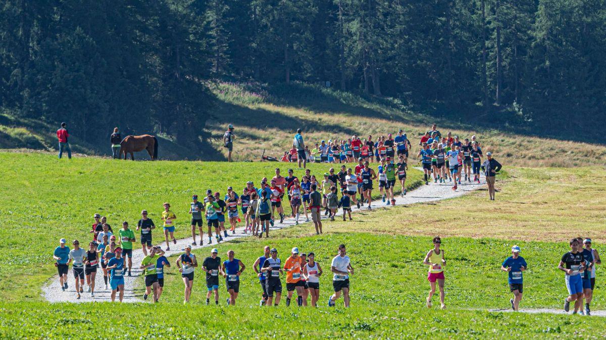 Engadiner Sommerlauf 2019   Foto: Daniel Zaugg