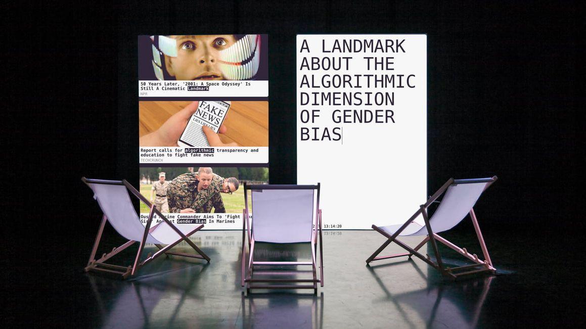 Die Ausstellung «Windows of the World» beleuchtet unterschiedlichste Themen – es wird politisch und soziokulturell. Foto: z.Vfg