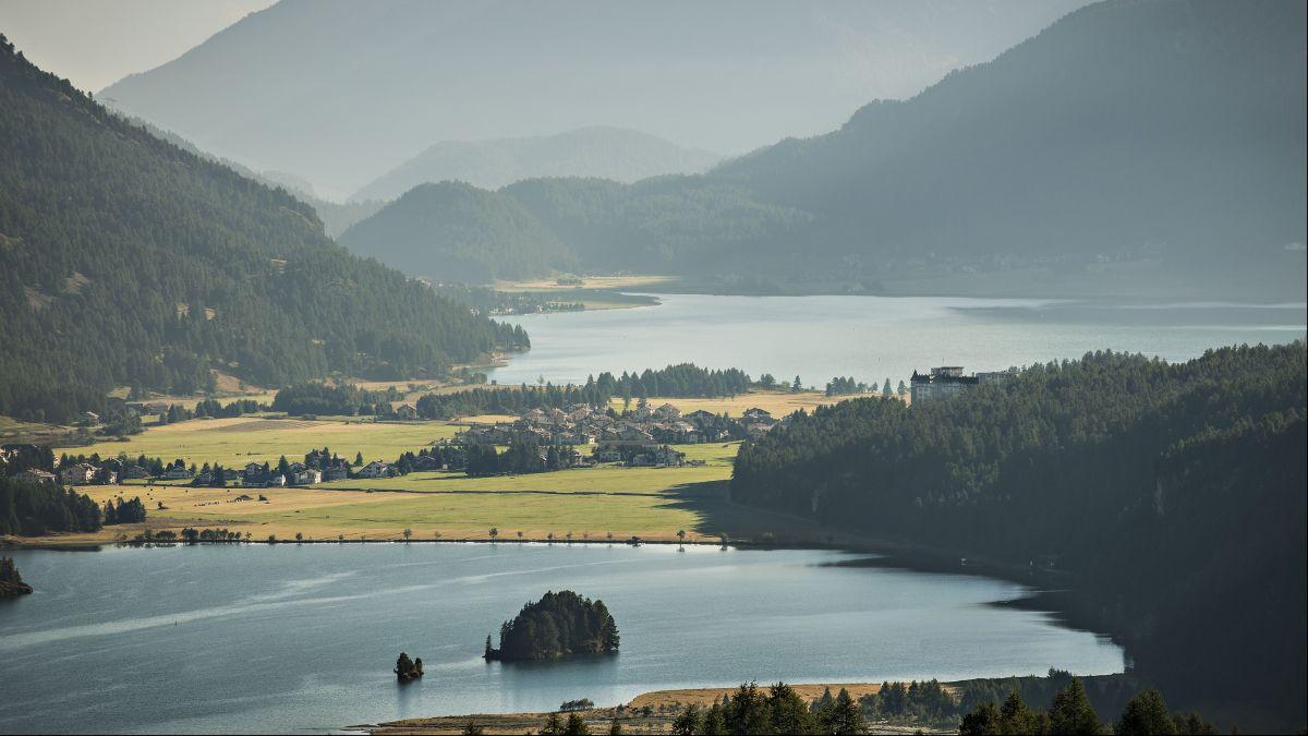 Der Oberengadiner Hotelverein umfasst die Ortschaften Maloja, Sils und Silvaplana. Foto: Gian Giovanoli