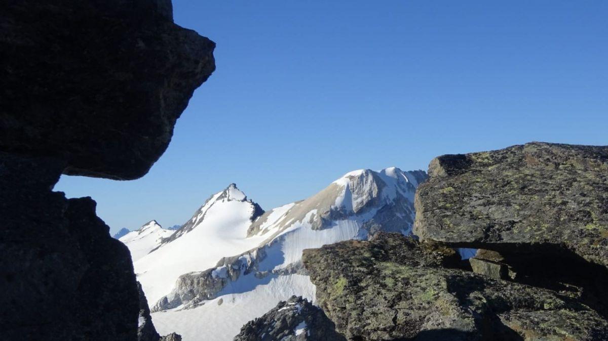 Die Gipfel-Auswahl im Engadin ist gross.  Foto: z. Vfg.