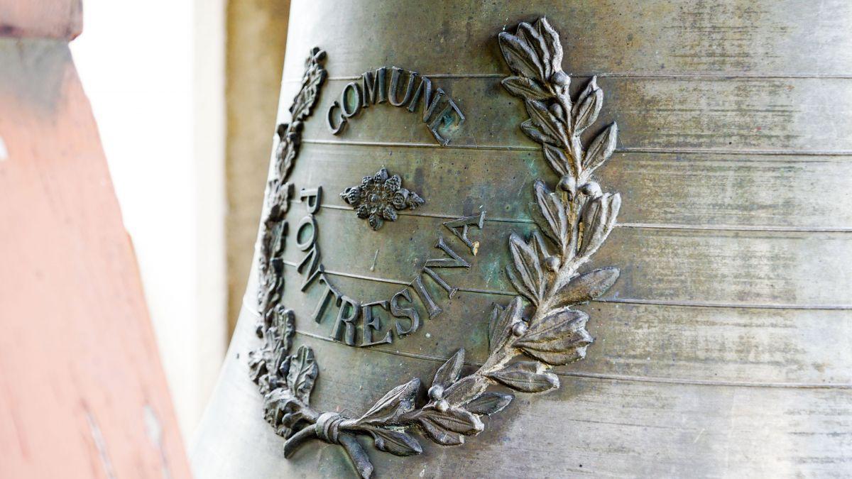 In Pontresina regelt eine Vereinbarung über das Läuten der Glocken das Zusammenspiel der drei dortigen Kirchen.Foto: Jon Duschletta