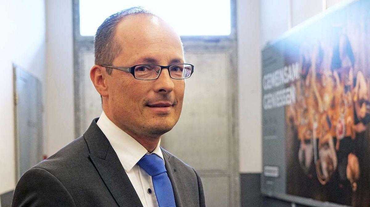 CVP-Grossrat Remo Cavegn wurde zum neuen Präsidenten des Kantonsgerichts gewählt. Foto: Jon Duschletta