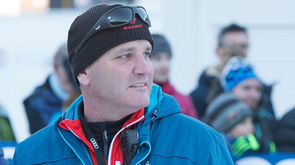 Der OK-Präsident der Tour de Ski in Tschierv, Guido Mittner. Foto: Reto Stifel