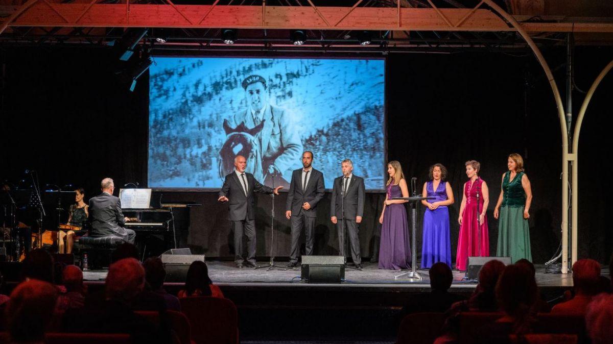 Ein Gala-Abend zu Ehren Vico Torrianis, der am 21. September seinen 100. Geburtstag gefeiert hätte.