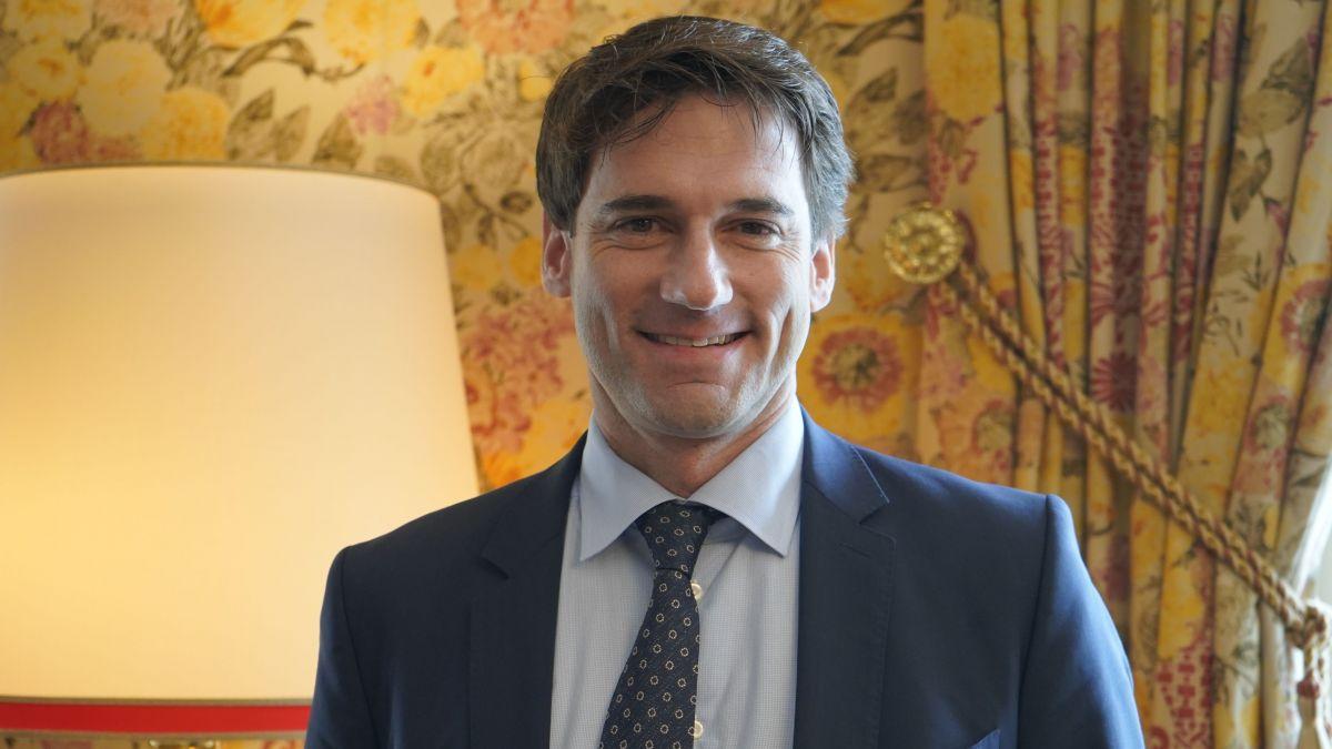 Dr. Christian Schmied referierte am Samstag im Kulm Hotel zum Thema Herzprävention.