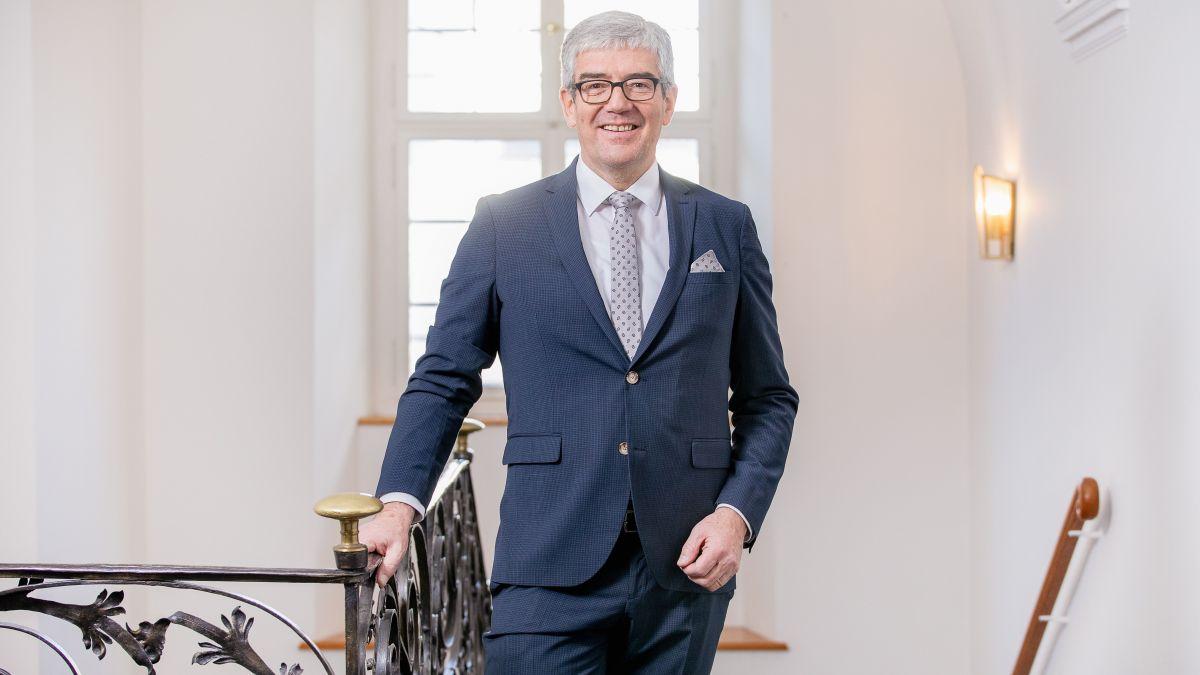 Jon Domenic Parolini, Vorsteher des EKUD Graubünden
