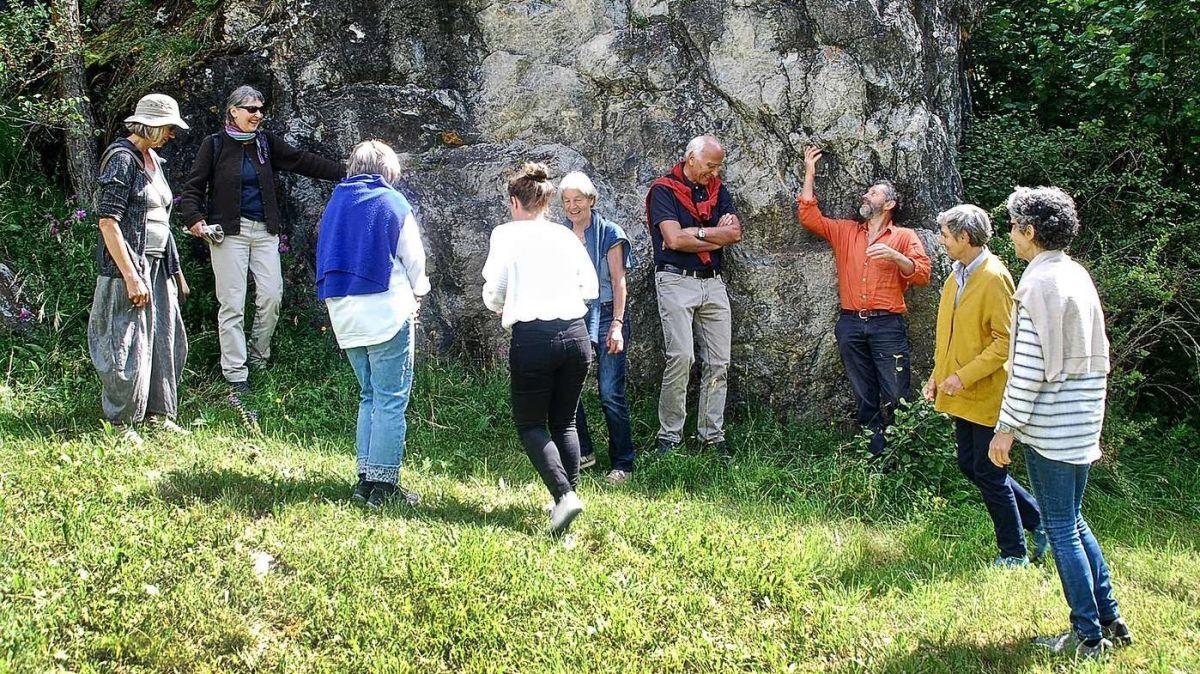 La gruppa «tun e resun» es gnüda fundada pel proget «In resonanza cullas muntognas» (fotografia: Jon Duri Vital).