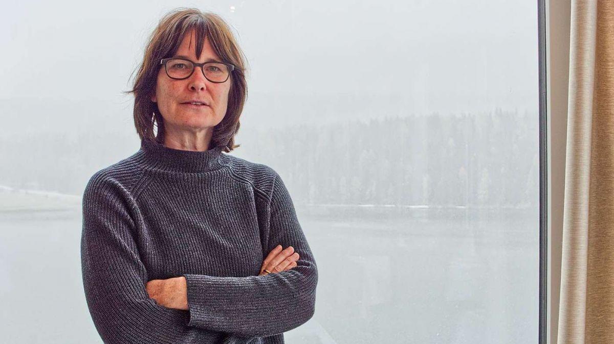 Ludmila Seifert wird Ende Oktober der «BSA-Preis 2020» des Bundes Schweizer Architekten verliehen.  Foto: Jon Duschletta