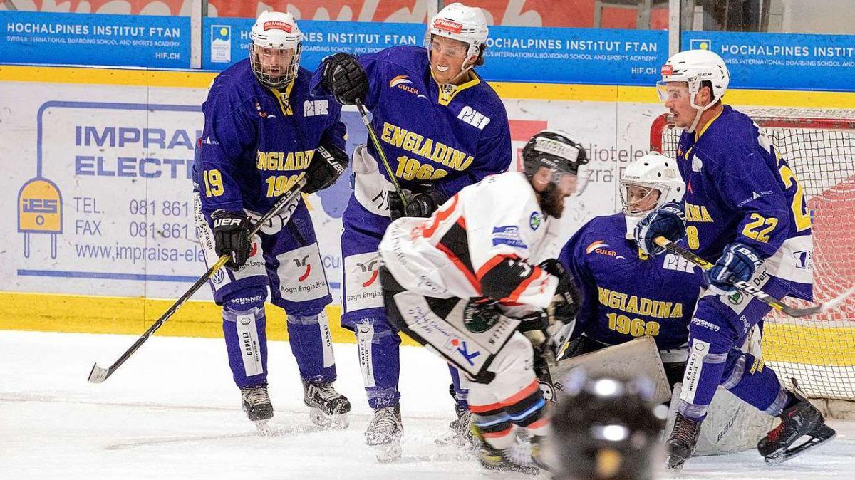 Die Eishockey-Meisterschaft wurde bis auf Weiteres unterbrochen (Foto: Marco Ritzmann).