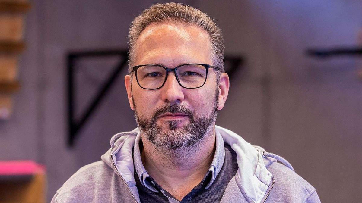 Marco Ritzmann es daspö ils 1. november manader da la classa da sport da l'Institut Otalpin Ftan (fotografia: IOF).