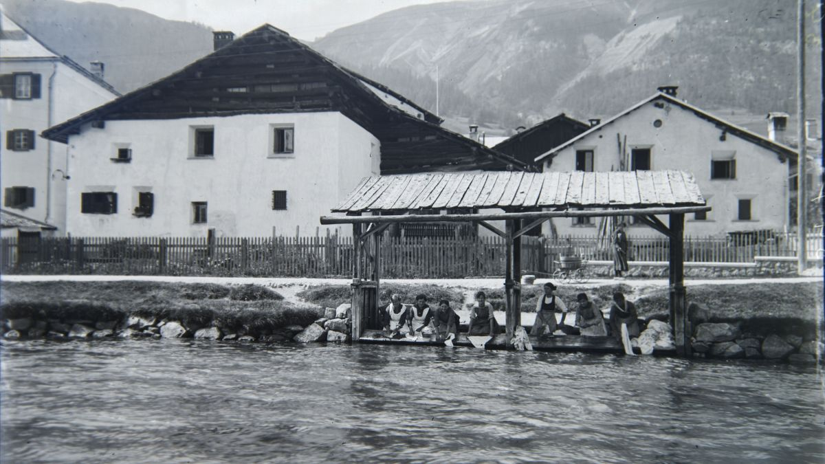 Foto: Kulturarchiv Oberengadin, Samedan