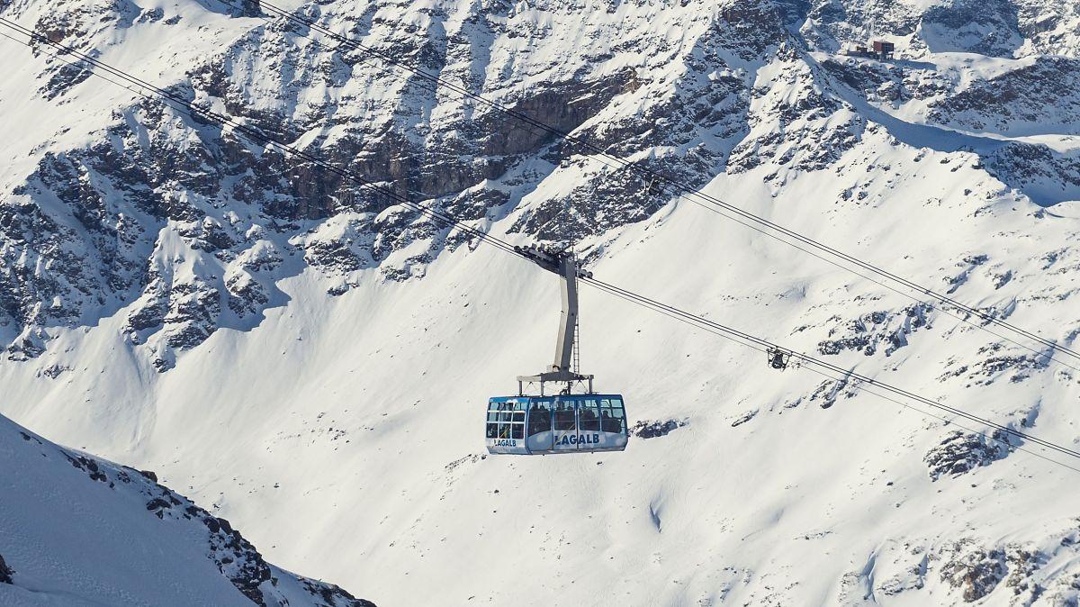 Die Lagalbbahn startet ihren Betrieb ab dem 23. Dezember. Foto: Gian Andri Giovanoli