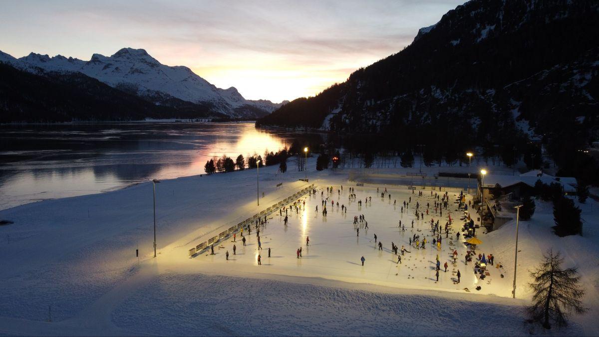 Diesen Winter wird die Coppa Romana Silvaplana nicht stattfinden. Foto: z. Vfg.