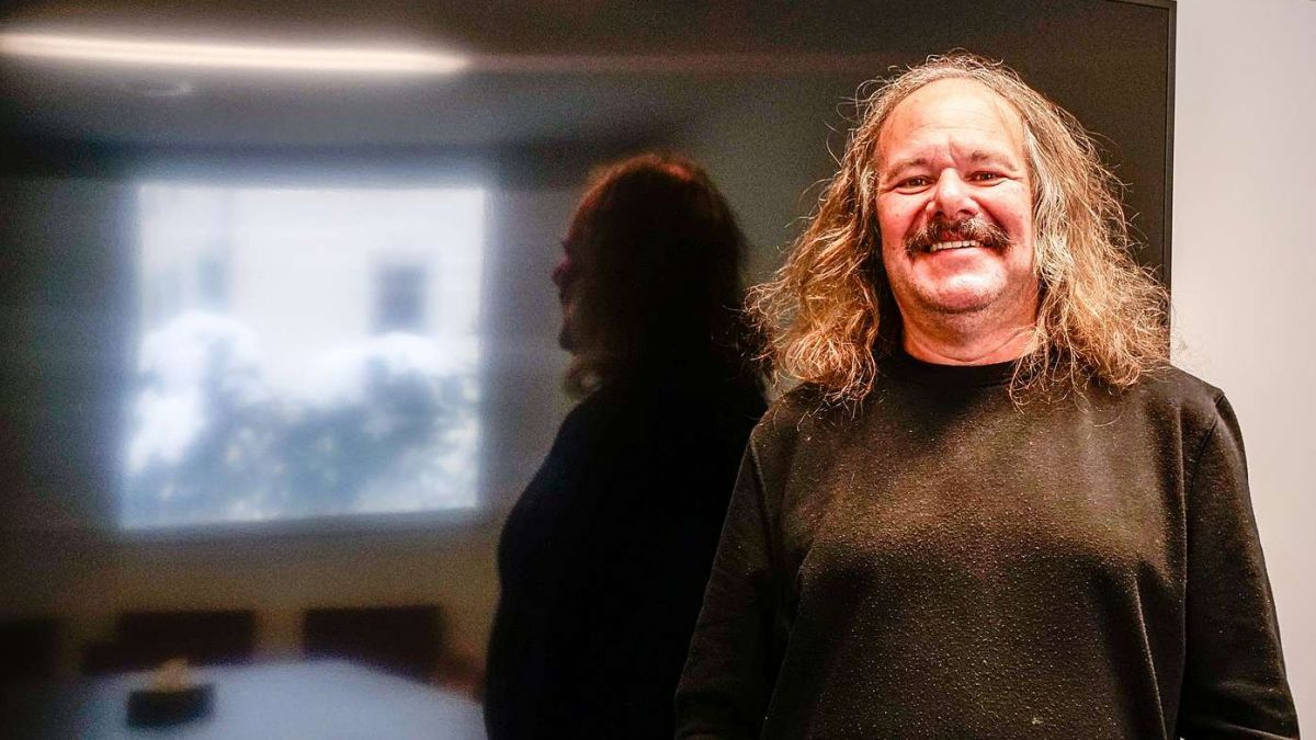 Fritz Röthlisberger wäre, käme ihm die Pension nicht dazwischen, bald 50 Jahre für den gleichen Arbeitgeber tätig. Foto: Jon Duschletta