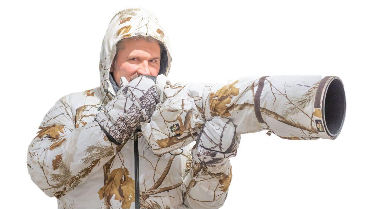 Claudio Gotsch in Wintermontur. Foto: Daniel Zaugg
