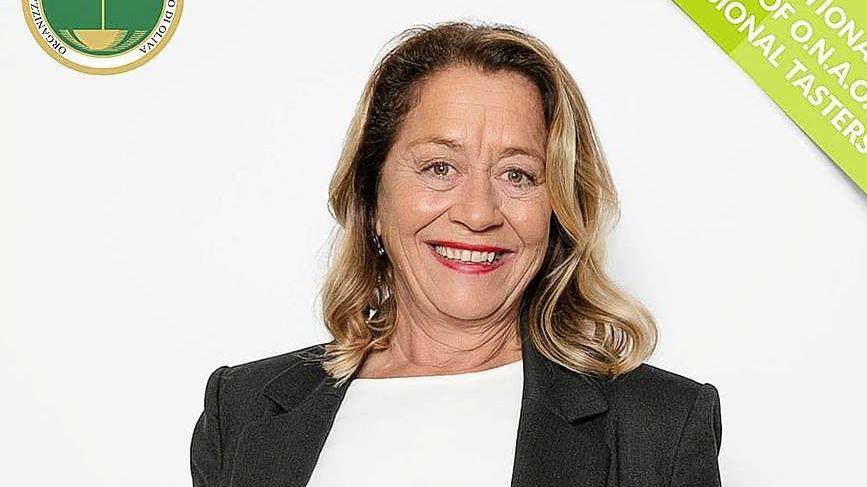 Claudia Knapp es producenta d'öla d'olivas (fotografia: mad).