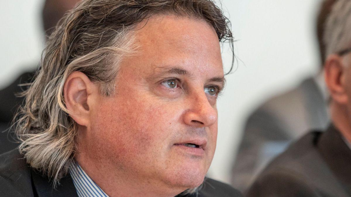 FDP-Grossrat Maurizio Michael ist Präsident der vorberatenden Kommission für Staatspolitik und Strategie. Foto: Daniel Zaugg