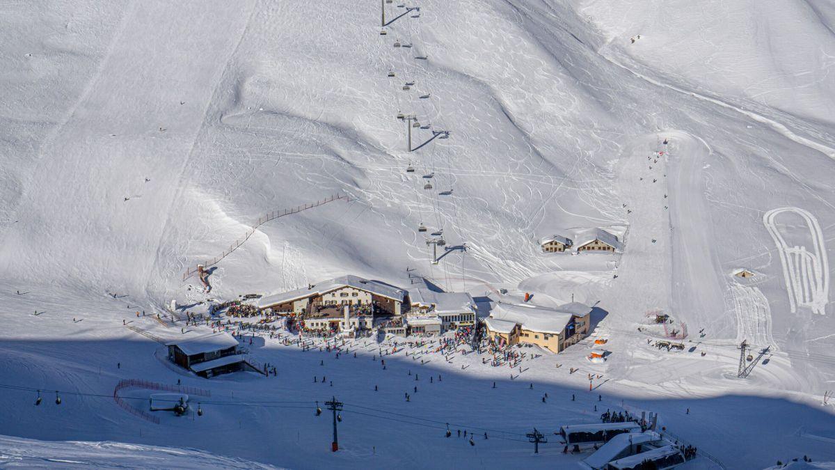 Skigebiet Marguns, Celerina           Foto: Reto Stifel