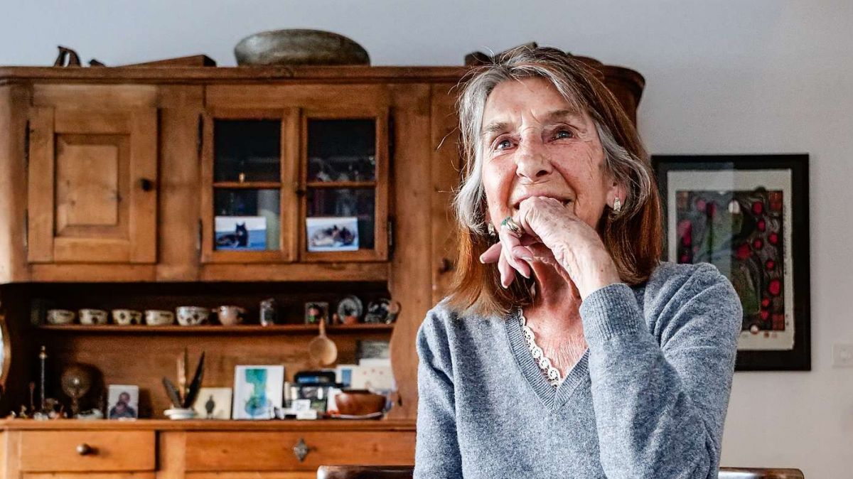Irma Clavadetscher hat als eine der ersten SAC-Hüttenwartinnen der Schweiz hart um die Akzeptanz der Frauen in einer damals ausgeprägten Männerwelt kämpfen müssen. Foto: Jon Duschletta