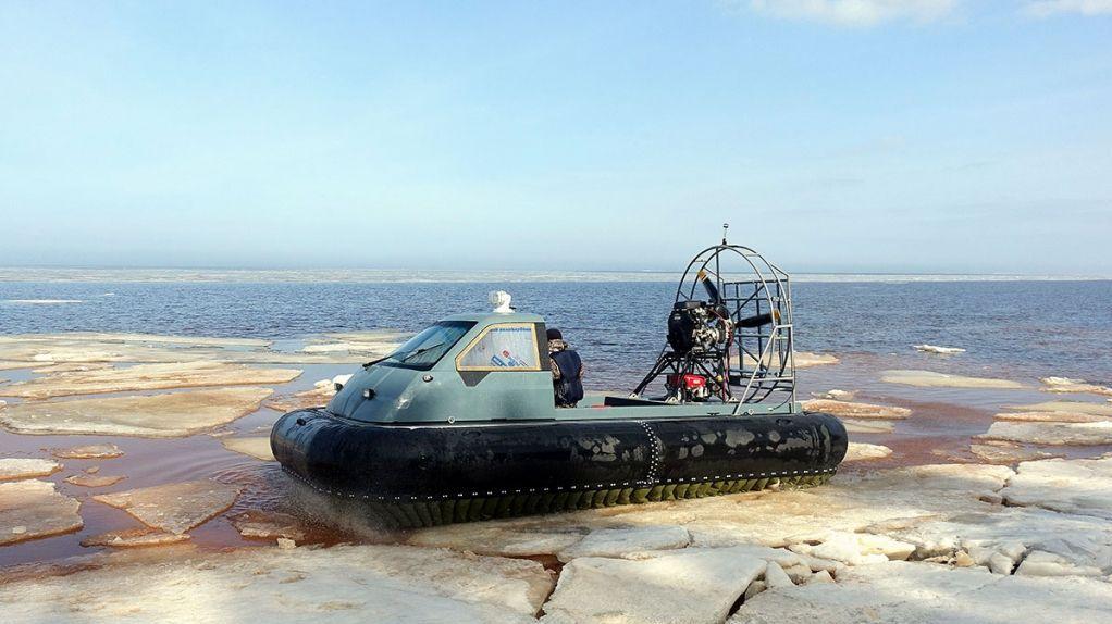 Der Betrieb eines Hovercraft-Shuttles auf dem Silsersee ist von vielen Faktoren abhängig. Die rechtliche Situation ist dabei zu berücksichtigen. Foto: Christy Hovercraft