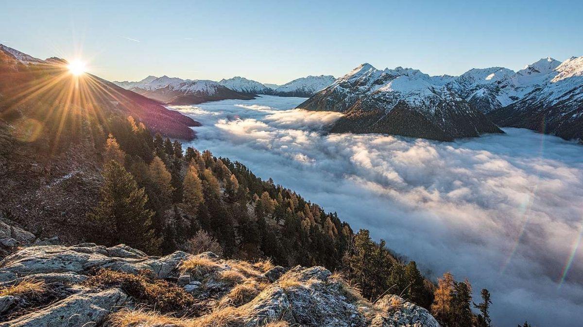Der Schweizerische Nationalpark ist das erste Schweizer Schutzgebiet auf der Grünen Liste der IUCN. Foto: SNP/Hans Lozza