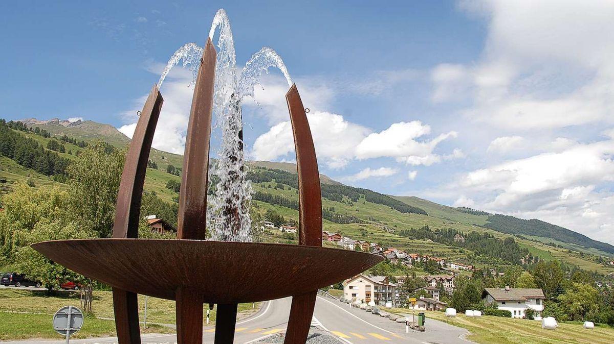 Il cumün da Scuol ha pront il model directiv dal territori cumünal da Scuol (fotografia: Nicolo Bass).