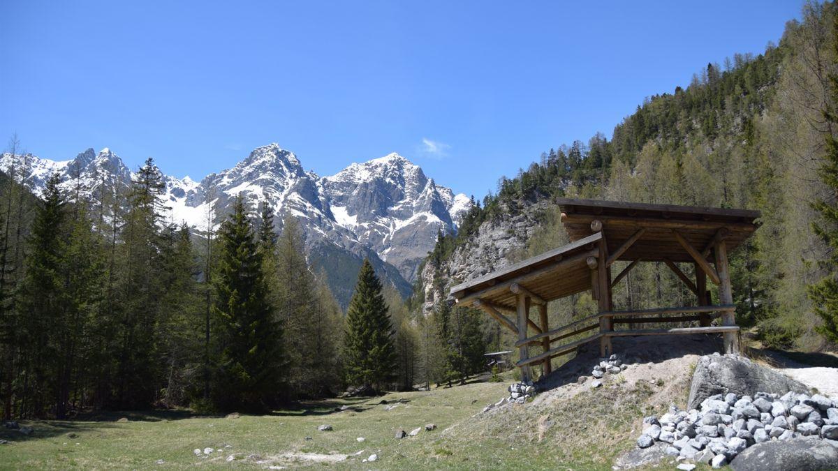 La Regenza sustegna la Biosfera Unesco Engiadina Val Müstair cun 150'000 francs l'on (fotografia: Biosfera Val Müstair).