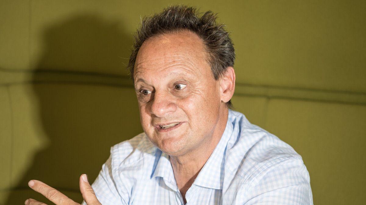 Ständerat Stefan Engler setzt sich in Bern für das Medienpaket ein. Foto: Philipp Baer/Die Südostschweiz