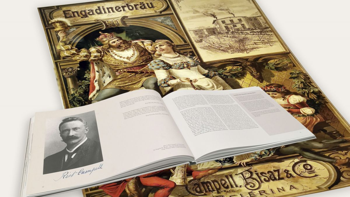 «Alchünas regordanzas our da mia vita» da Riet Campell (illustraziun: Gammeter Media AG).