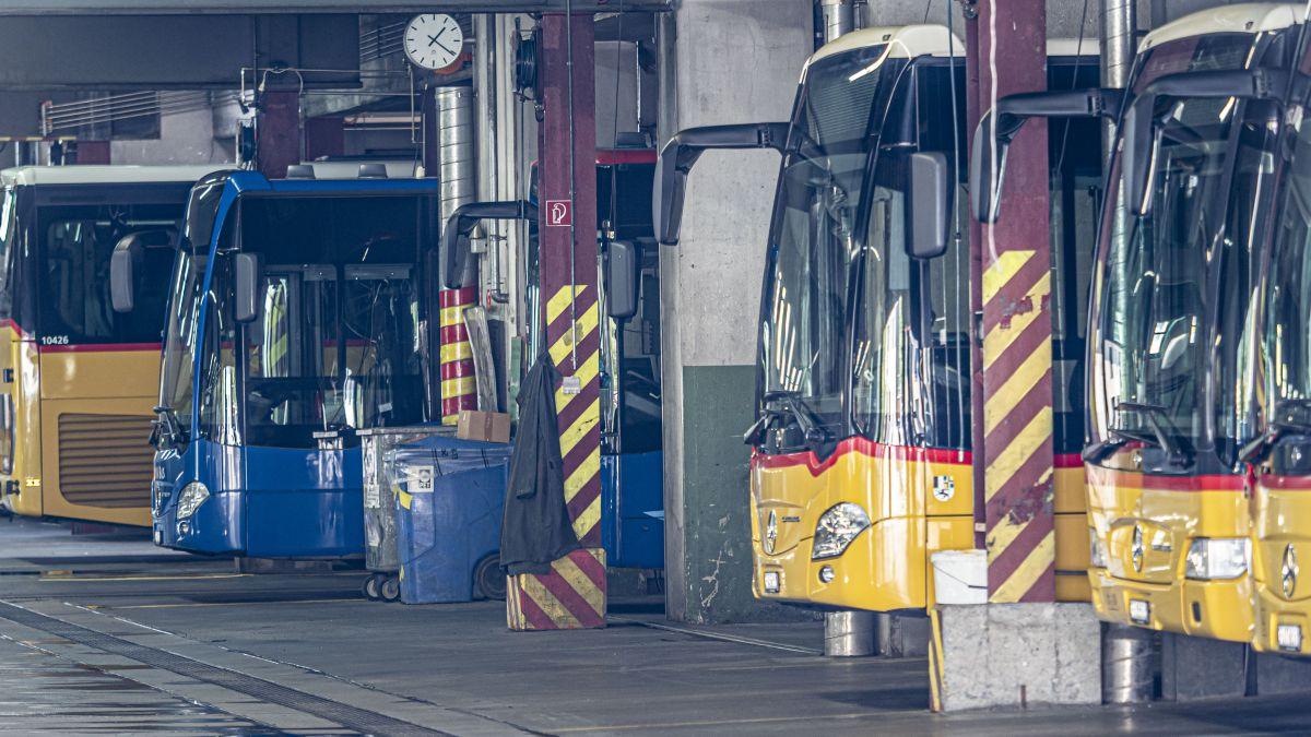 Corona hat auch die Zahlen der Bus und Service AG beeinflusst. Foto. Daniel Zaugg