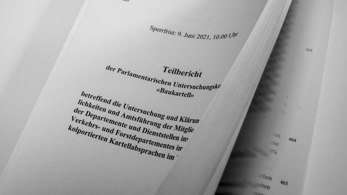 Der zweite PUK-Teilbericht wurde veröffentlicht. Foto: Daniel Zaugg
