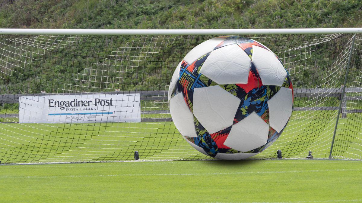 Das Runde muss ins Eckige, denn die Fussball-EM steht vor der Tür. Foto: Daniel Zaugg