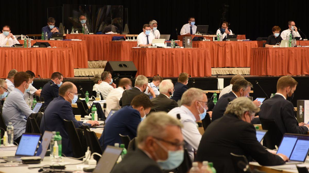 Der Grosse Rat hat am Dienstag den PUK-Bericht zur Kenntnis genommen und die Untersuchung abgeschlossen (Foto: Nicolo Bass).