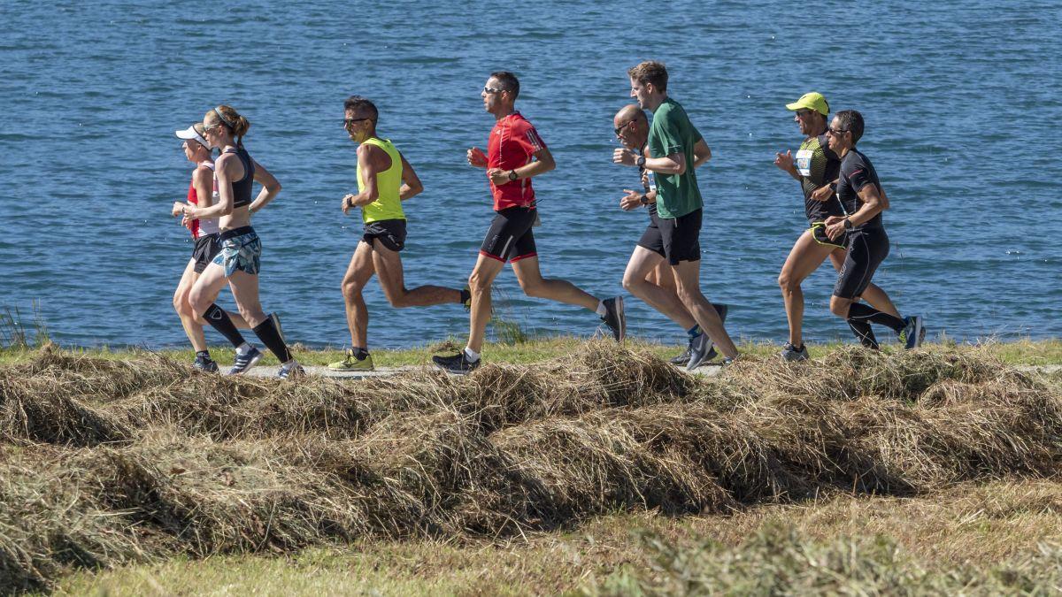 Mit drei neuen Laufevents startet die Region in den Sommer. Trotz Corona und hoher Planungsunsicherheit sind die Veranstalter erfreut und überrascht über die zahlreichen Anmeldungen.Foto: Daniel Zaugg