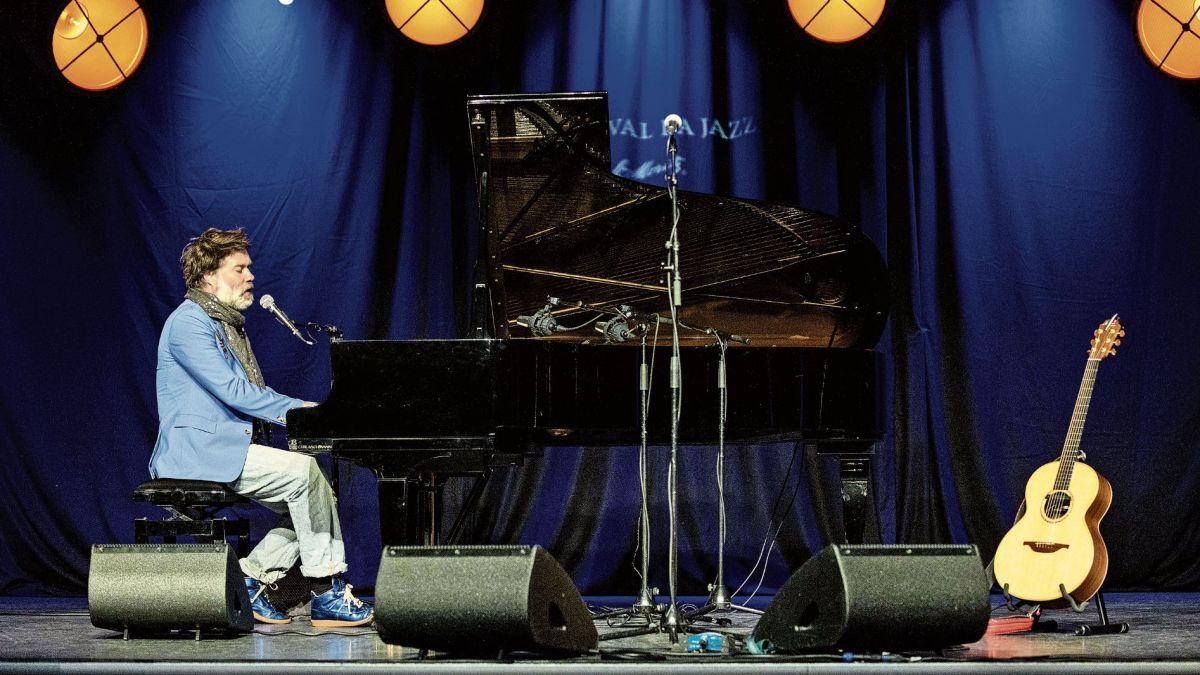 Rufus Wainwright begeisterte am Mittwochabend das Publikum. Foto: Fotoswiss, Giancarlo Cattaneo