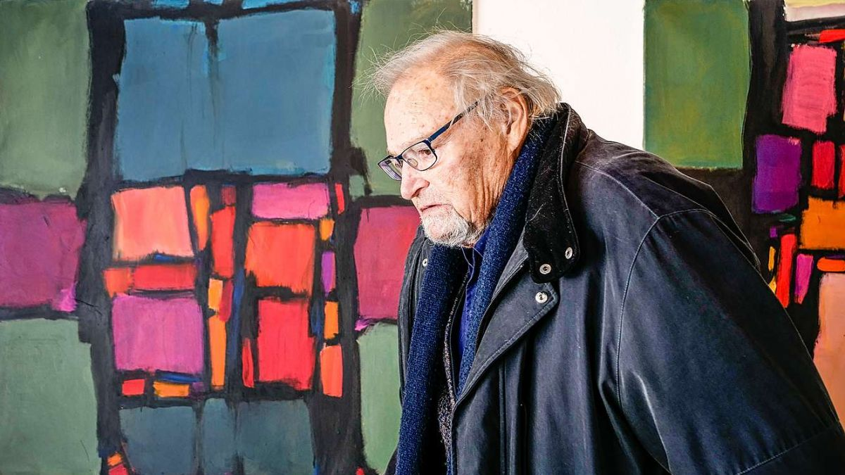 Jacques Guidon, eine starke Persönlichkeit die sich nicht immer nur Freunde geschaffen hat. Foto: Jon Duschletta