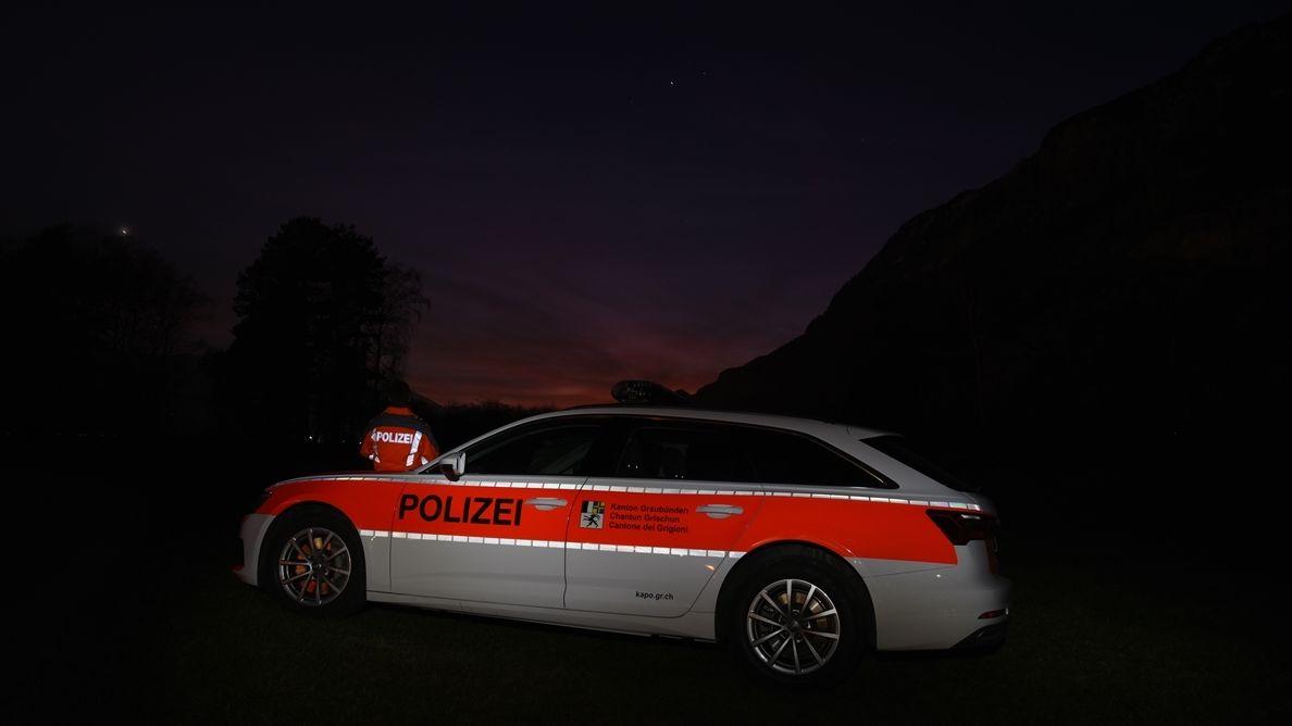Foto: Symbolbild Kantonspolizei Graubünden