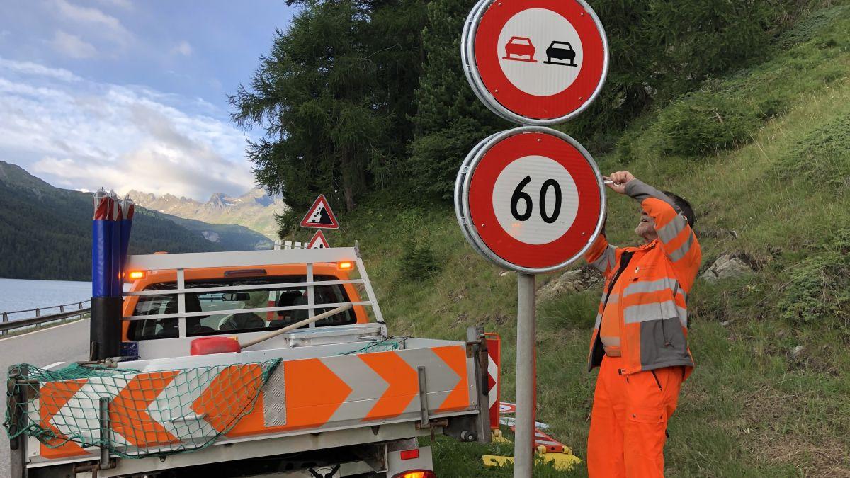 Eine Temporeduktion auf 60 km/h: Nur Wunschdenken oder mehr?