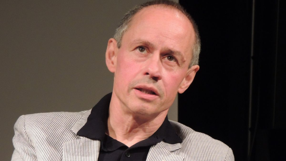 Michael Lüthy ha referi i'l Center cultural Nairs, i'l rom da la seria «Art Lecture», chi'd ha cumanzà in avuost (fotografia: Benedict Stecher).