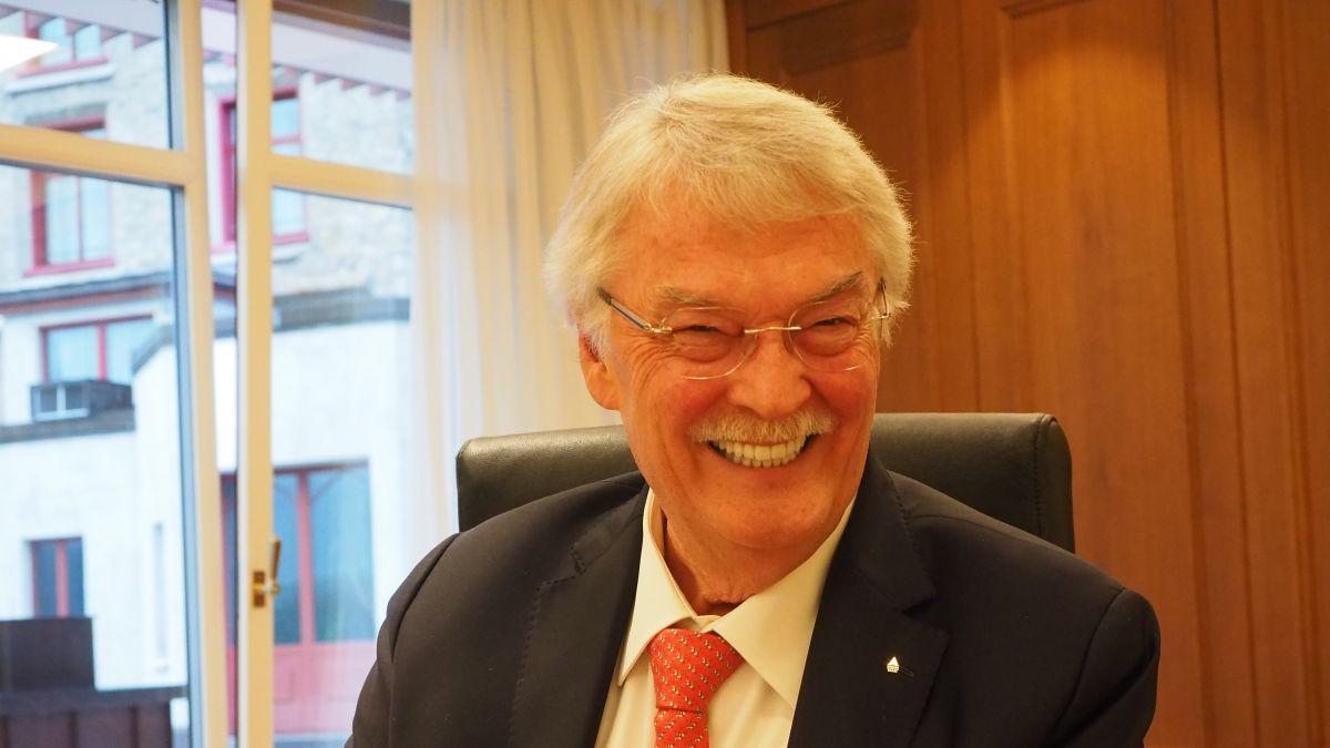 Hotelier Hans Wiedemann setzt sich zu 100 Prozent für die Fortsetzung der Erfolgsschichte des Badrutt's Palace ein. Foto: Marie-Claire Jur