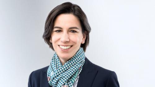 Die neue CEO der ESTM AG, Tina Boetsch. Foto: z.Vfg